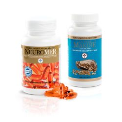 Formule Beauté, Anti-âge / Antioxydant (Neuromer + Cure Marine)