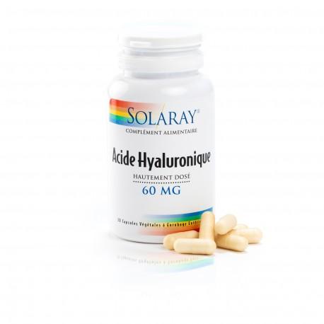 Acide Hyaluronique Hautement Dosée 60 mg