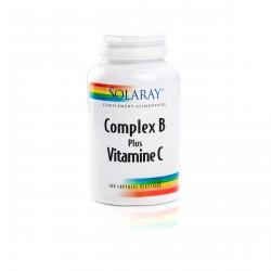 Complex B plus Vitamine C