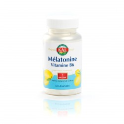 Mélatonine 1,9 mg Vitamine B6
