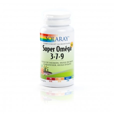Super Omega 3 7 9 Plus Vitamine D