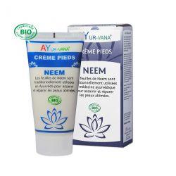 Crème pieds ayurvédique au Neem