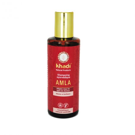 Shampoing Ayurvédique Amla