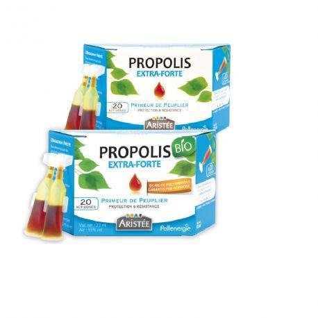 Actidoses Propolis Extra Forte de Peuplier