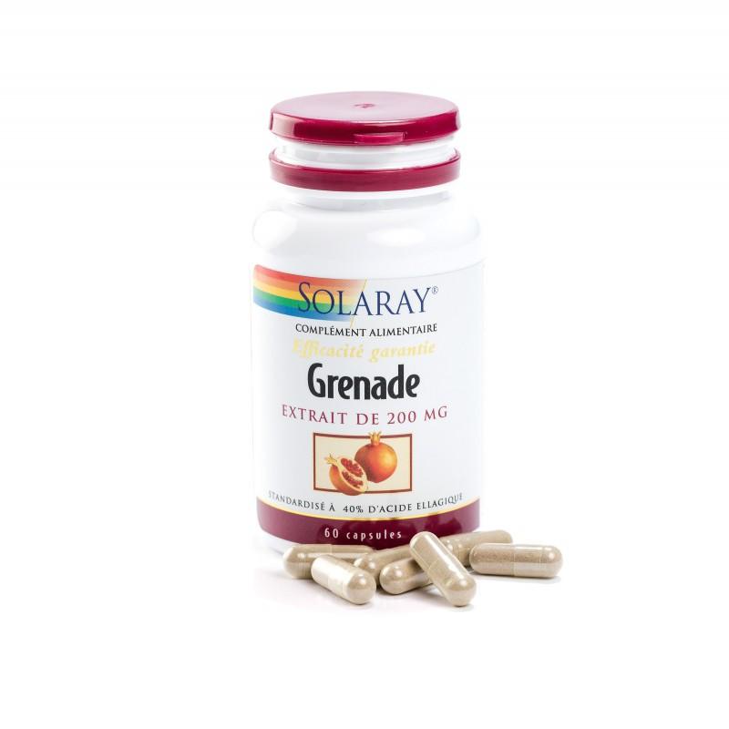 Grenade standardisé__BR__Complète & soutien votre traitement pour la prostate